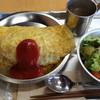 第3倉庫 コーヒーロースターズ - 料理写真:オムライスのセット