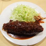 キッチンまつむら - デカメンチ\680(17-01)