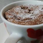 コンパーテス - シフォンケーキ チョコレート