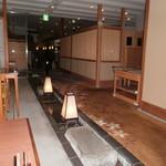日本料理 芝桜 - 店内