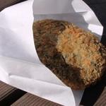 とびっちょ - 料理写真:しらすブラックコロッケ