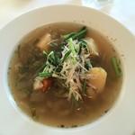 61991562 - たっぷり野菜スープ