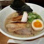 UMAMI SOUP Noodles 虹ソラ - 豚中華ソバ(2017年1月30日)