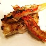 クラブハウスエニ - タラバガニの蟹味噌マヨネーズ焼き