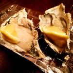 クラブハウスエニ - 生牡蠣