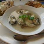 61998746 - 岩手県産 牡蠣のミネラル焼き