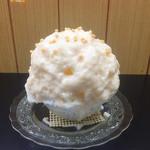 六花 - 甘酒ミルク氷