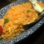 餃子食堂 - インドネシアのチャーハン「ナシゴレン」