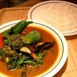 木多郎 - 野菜カレー