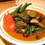 Kitarou - 野菜カレー