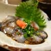 山ざくら - 料理写真:三河湾産なまこ