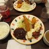 津の田ミート - 料理写真:サービスセット