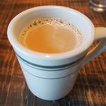 ホワイトバード コーヒー スタンド - カフェオレ