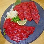 62008453 - 味噌すき焼き用の馬肉!