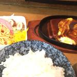 とんちゃん - ミックスジュージュー焼き