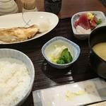 62009666 - 焼魚定食