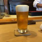 和さび - (2017年1月)生ビール