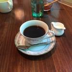 チャベ - ランチにつくインドネシアコーヒー
