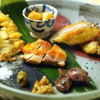大和肉鶏、大和野菜。奈良の自然に育まれた、豊かな恵みを堪能