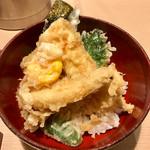 おばた - 活穴子丼
