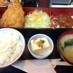 キッチンアオキ -  日替わりランチ(920円)