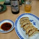 中華料理 貴楽 - かなり美味しかった餃子!