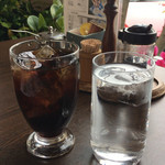喫茶ベル - ドリンク写真:アイスコーヒー