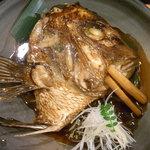6202581 - 鯛カブト煮