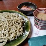 62020125 - 蕎麦茶寮 恩寵 胡麻だれ蕎麦