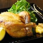 ダ・モコ - 丸鶏のオーブン焼き