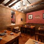 串ボーノ - 内観写真:個室
