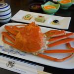 奥城崎シーサイドホテル - 料理写真: