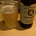 神田たまごけん - ビール小瓶 500円