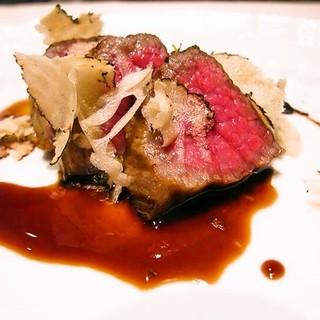 地元食材で作る、日本の四季を感じるイタリア郷土料理