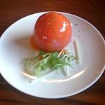 さくらさく - 丸ごとトマトのサラダ