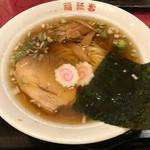 福禄寿 - 料理写真:ラーメン