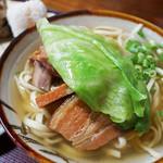 沖縄そば おおしろ - 料理写真:
