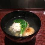 日本料理 晴山 - (2017年1月)お椀