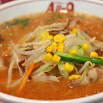 Aji-Q - 肉野菜ラーメン