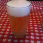 路地裏のタイ料理とお酒 バナナ食堂 - グラスビール300円