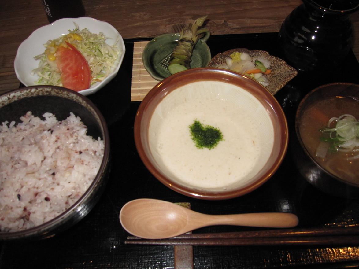 加賀丸芋麦とろ 陽菜