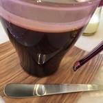 62030369 - グラスは耐熱で色もいい