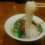 台湾キッチン ユウラ - 細いビーフンがタップリ。