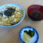 食堂 遊覧亭 - 江の島丼