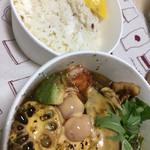 スープカレー スアゲ2 -