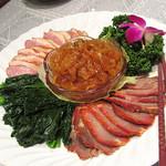 Bairan - 1.四種冷菜盛り合わせ