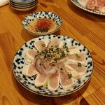 62033350 - 鶏タタキ:490円