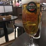 串鳥のワイン酒場 TANTO - 生ビール