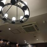 串鳥のワイン酒場 TANTO - 照明