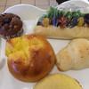 Basudei - 料理写真:パン達